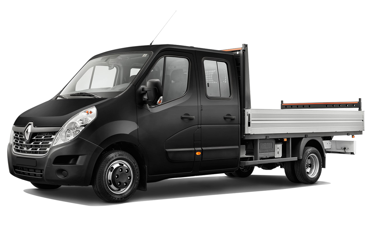 Mandataire RENAULT MASTER CHASSIS DBLE CAB