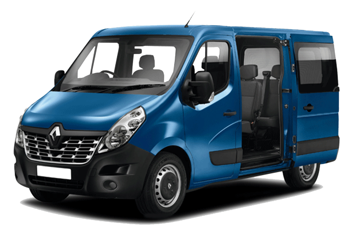 Mandataire RENAULT MASTER COMBI III NOUVELLE